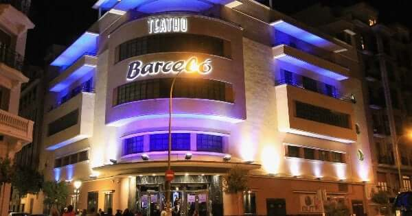 Discoteca Teatro Barceló en Madrid