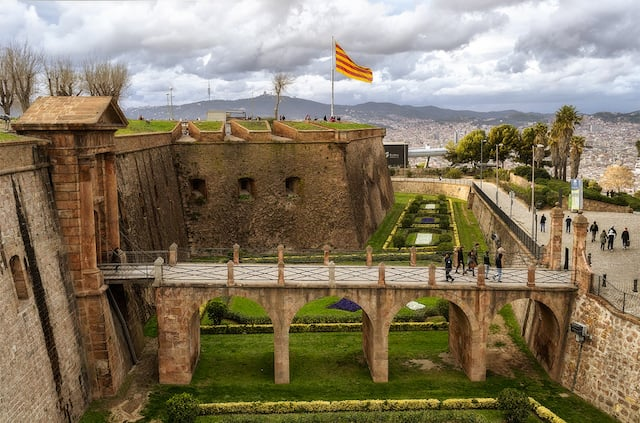 Castelo Medieval de Montjuïc