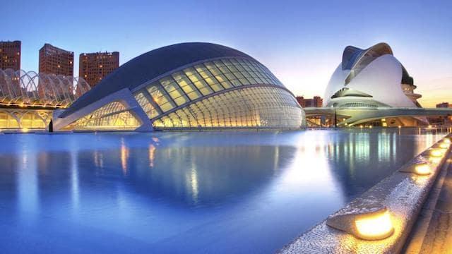 Ciudad de las Artes y Ciencias de Valencia