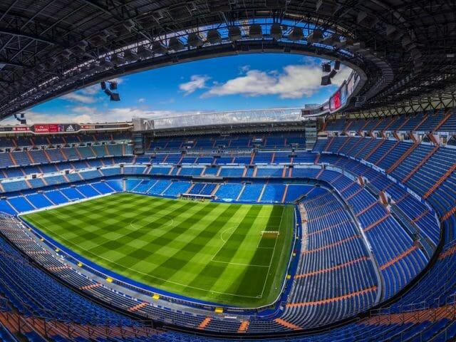 Estadio del Real Madrid: Santiago Bernabéu