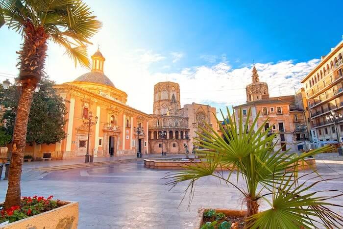Alojarse en Valencia